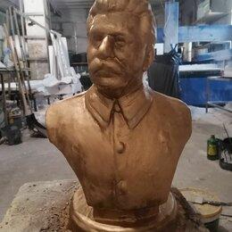 Статуэтки и фигурки - Бюст Сталин , 0