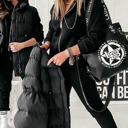 Спортивные костюмы - Женский утеплённый спортивный костюм 3-ка р-ры 44-56, 0