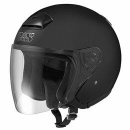 Мотоэкипировка - Шлем мотоциклетный открытый IXS HX 118, 0