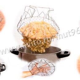 Решетки - Складная корзинка для готовки, 0