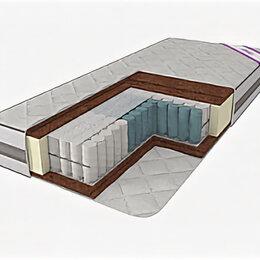 Матрасы - Матрас с независимым пружинным блоком ЛегкоМаркет Селена TFK (290)  соты, 0