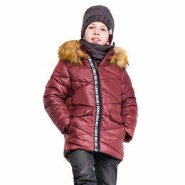 Куртки и пуховики - 90571_BOB(1) ORBY  Куртка  Мал Бордовый  Зима, 0