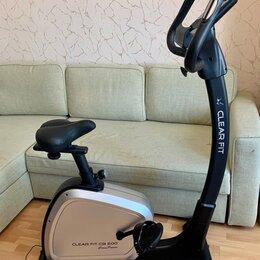 Велотренажеры - Велотренажер ClearFit CrossPower CB 200, 0