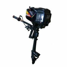 Двигатель и комплектующие  - Лодочный мотор Hangkai 3,6, 0