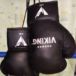 Боксерские перчатки - Детские  боксерские перчатки viking 4oz, 0