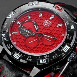 Наручные часы - Мужские кварцевые часы Shortfin Shark Япония, 0