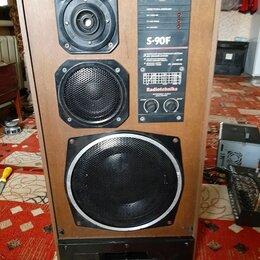 Акустические системы - Акустическая система радиотехника s90к, 0