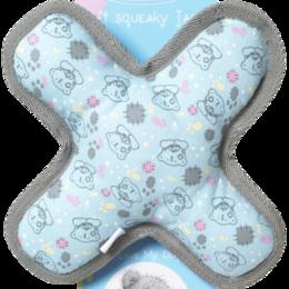 Развивающие игрушки - ME TO YOU SOFT SQUEAKY JACK / Мягкая пищащая игрушка Крестик , 0