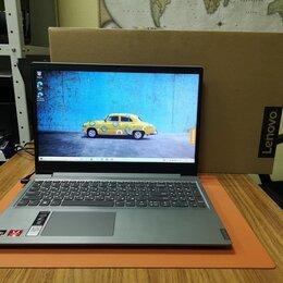 Ноутбуки - Ультрабук Lenovo AMD Ryzen 5+DDR4 8Gb+SSD+FullHD, 0