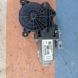 Электрооборудование - Моторчик стеклоподьемника перед правый Volkswagen Polo 10-20 (1S0959802), 0