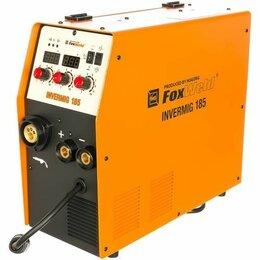 Сварочные аппараты - Сварочный аппарат foxweld invermig 185, 0