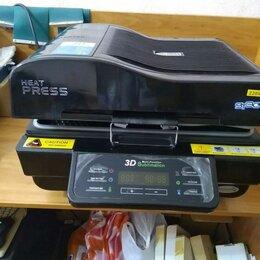 Полиграфическое оборудование - 3d сублимационный вакуумный термопресс, st-3042, 0