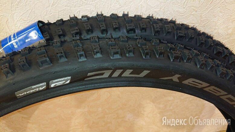 Schwalbe Nobby Nic Performance MTB 27.5x2.25 по цене 2100₽ - Велосипеды, фото 0