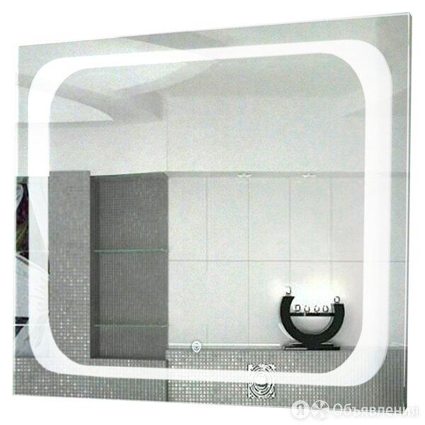 Зеркало Континент Atlantis (915x685) с подсветкой и сенсорным выключателем по цене 8110₽ - Мебель для кухни, фото 0