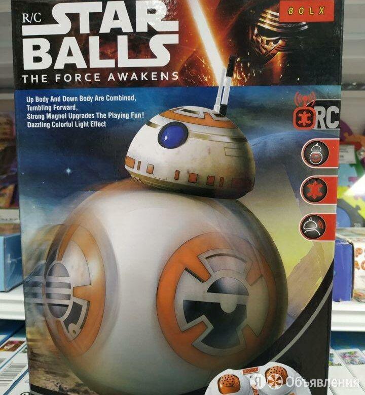 Робот дроид BB-8 на Р/У Звездные войны, 30 см по цене 2000₽ - Роботы и трансформеры, фото 0