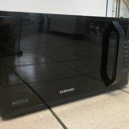 Микроволновые печи - Микроволновая печь Samsung MG23K3513AK, 0