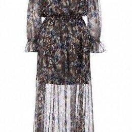 Платья - Новое вечернее платье с открытыми плечами размер М, 0