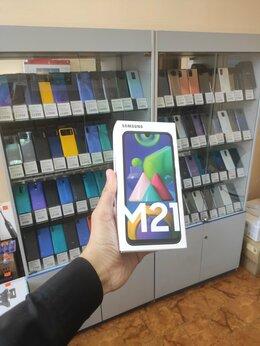 Мобильные телефоны - Samsung M21 4/64, 0
