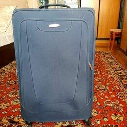 Чемоданы - чемодан на колесиках, 0