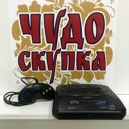 Ретро-консоли и электронные игры - Приставка sega mega drive 2, 0