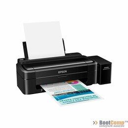 Принтеры, сканеры и МФУ - Принтер EPSON L132, 0