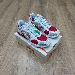 Кроссовки и кеды - Кроссовки Nike Air Zoom Spiridon Stussy Red , 0