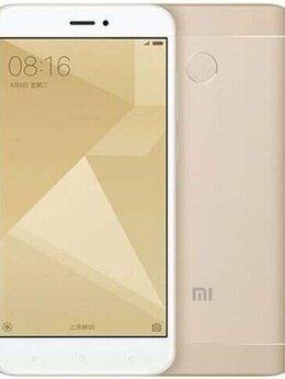 Мобильные телефоны - Xiaomi Redmi 4X 4/64 ГБ Золотой, 0