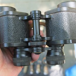 Бинокли и зрительные трубы - бинокль старинный 8ми кратного увеличения, Англия, 0