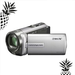 Видеокамеры - Видеокамера Sony DCR-SX45E, 0