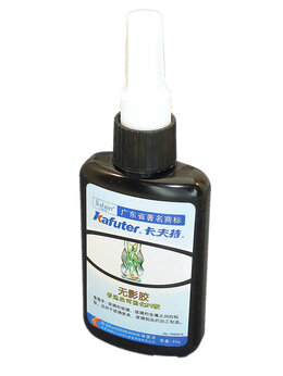 Растворители - Растворитель для ультрафиолетового клея Kafuter…, 0