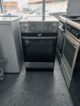 Плиты и варочные панели - (50см) Hansa электрическая плита с гарантией, 0