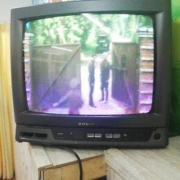 Телевизоры - Маленький телевизор в рабочем состоянии, 0