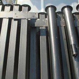 Заборы, ворота и элементы - Продаются металлические столбы Владимир, 0