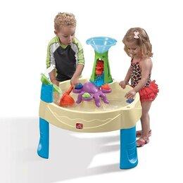 Другие тренажеры - Столик для игр с водой «Осьминожка», 0