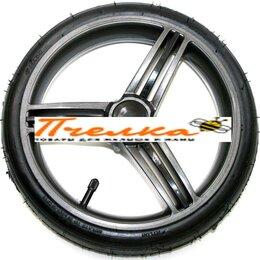 Обода и велосипедные колёса в сборе - Колесо надувное 12 дюймов (60-230) без тормозной шестеренки Bebetto (Бебетто)..., 0