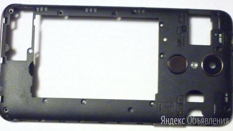 Задняя часть корпуса в сборе от LG K7 2017, (LG X230), б/у по цене 300₽ - Корпусные детали, фото 0