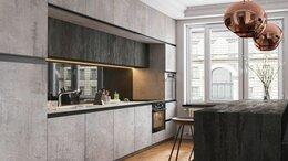 Мебель для кухни - Кухня из фасадов 19 мм Smart (Италия) 3270х860, 0