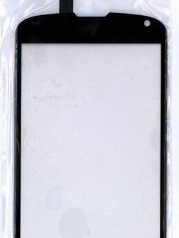Дисплеи и тачскрины - Сенсорное стекло (тачскрин) для LG Nexus 4 E960…, 0