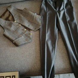 Комплекты и форма - Классический костюм, 0