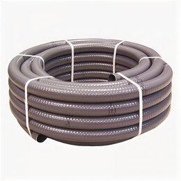 Шланги и комплекты для полива - Шланг ПВХ MTS Produkte, 32 мм х 26 мм, PN 7, цвет серый, бухта 25 м, 0