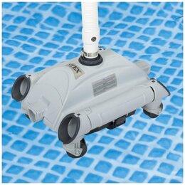 Пылесосы - 28001 Интекс Робот пылесос для бассейнов, 0