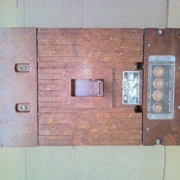 Защитная автоматика - Автомат 3-х полюсный А37-94Б У3 630А 660В 50-60Гц, 0