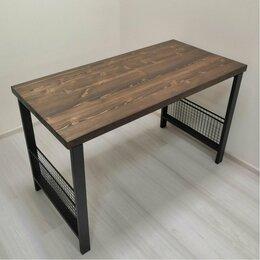 Столы и столики - Стол в стиле лофт из массива , 0