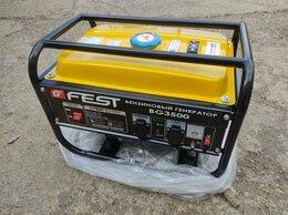 Электрогенераторы - Бензогенератор Fest BG3500, 0