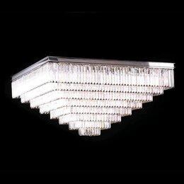 Люстры и потолочные светильники - Потолочная люстра Newport 31133/PL Nickel М0059045, 0