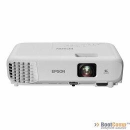Проекторы - Проектор Epson EB-E01 V11H971040, 0