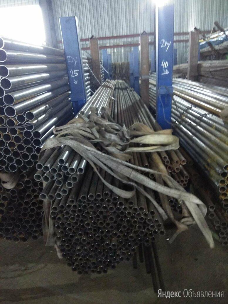 Труба стальная бесшовная диаметр 4 мм. по цене 620₽ - Водопроводные трубы и фитинги, фото 0