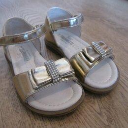 Босоножки, сандалии - Сандали для девочки Favaretti, 0
