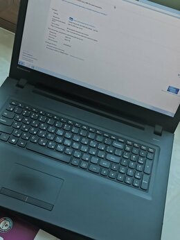Ноутбуки - Ноутбук Lenovo B71-80, 0