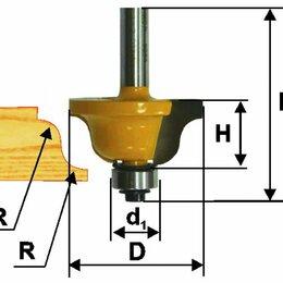 Для фрезеров - Фреза кром. калевочная ф28,6х13мм R4мм хв 8мм, 0